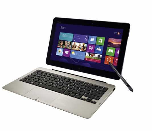 Les nouvelles tablettes Windows 8 d'Asus : présentation des VIVO TAB à l'IFA