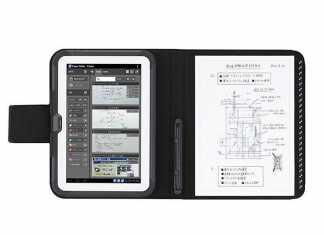 Casio Paper Writer 10.1 : Une tablette pour les pros 4