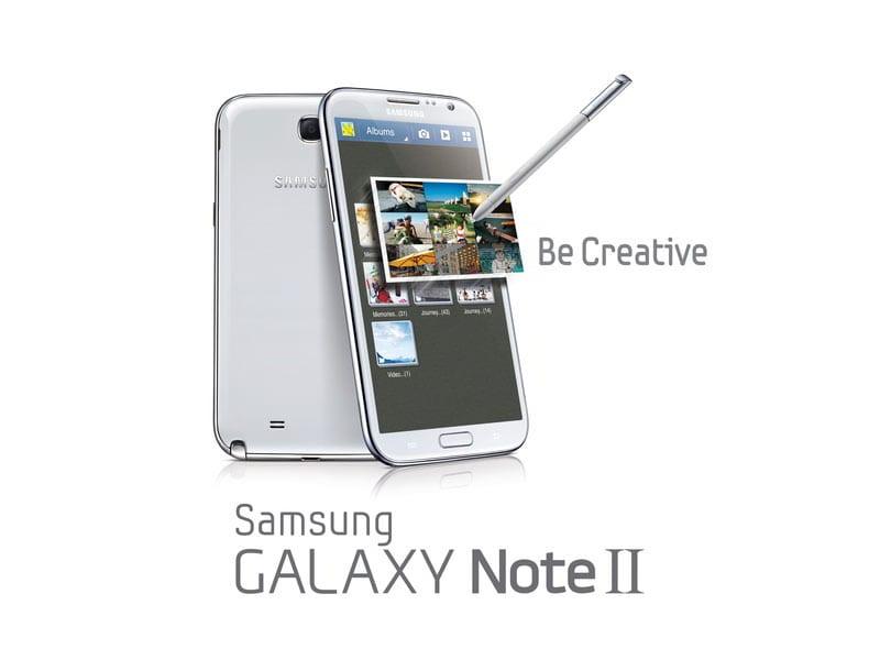 Le Samsung Galaxy Note 2 sera disponible en France le 28 Septembre