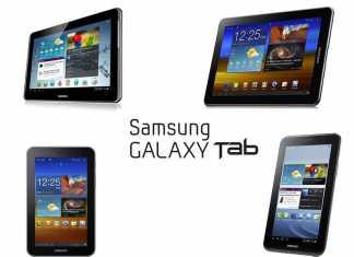Samsung annonce les prochaines mises à jour Android 4.1 Jelly Bean pour ses tablettes 2