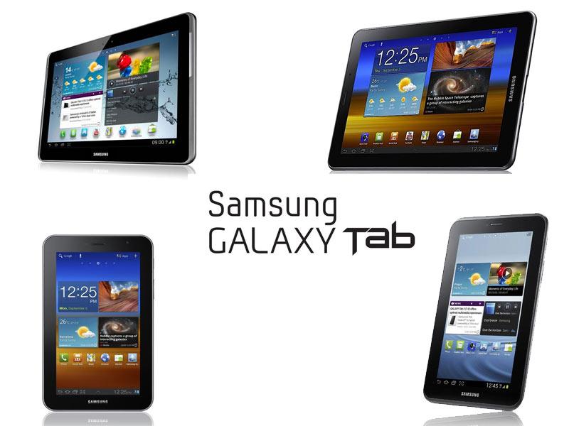 Samsung annonce les prochaines mises à jour Android 4.1 Jelly Bean pour ses tablettes