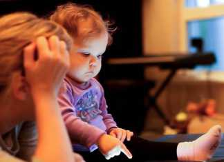 L'utilisation des tablettes tactiles par les enfants est en forte hausse