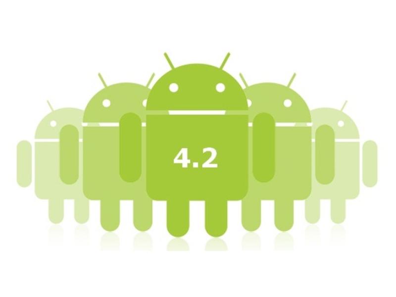 Android 4.2 : le point sur les nouveautés
