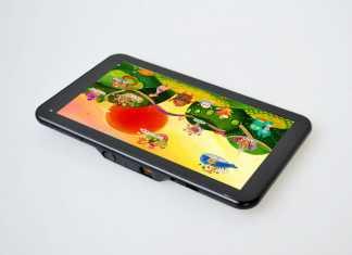 SmartQ U7 : la première tablette tactile équipée d'un pico projecteur  1