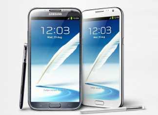 Le Samsung Galaxy Note 2 disponible sur SFR, 200€ remboursés !