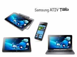 Samsung présente la première publicité pour les tablettes PC ATIV sous Windows 8 1