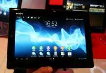 Sony retire sa tablette Xperia Tablet S de la vente 1