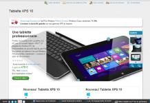 Dell XPS 10 : la tablette professionnelle sous Windows 8 RT en pré-commande 3