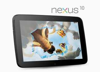 La tablette Google Nexus 10 est officielle sur Google Play !  1