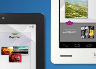 Kobo Arc : la Fnac lance sa tablette tactile de 7 pouces ! 1