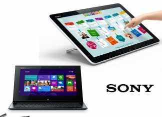 Tablette PC Sony : lancement des modèles VAIO tap 20 et VAIO Duo 11, prix et disponibilité en France 1