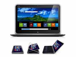 Dell XPS Duo 12 une tablette PC sous Windows 8 3