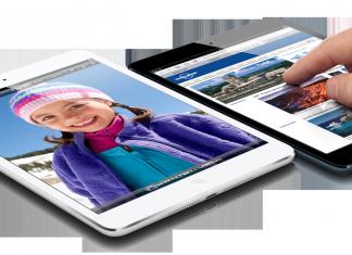 iPad Mini et iPad 4 : les deux nouvelles tablettes tactiles d'Apple 4