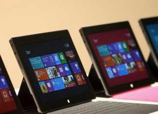 Une seconde publicité pour la tablette Microsoft Surface  1