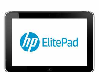 HP ElitePad 900 : HP lance une tablette pour les professionnels sous Windows 8 11