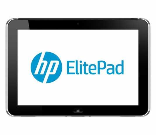 HP ElitePad 900 : HP lance une tablette pour les professionnels sous Windows 8 11