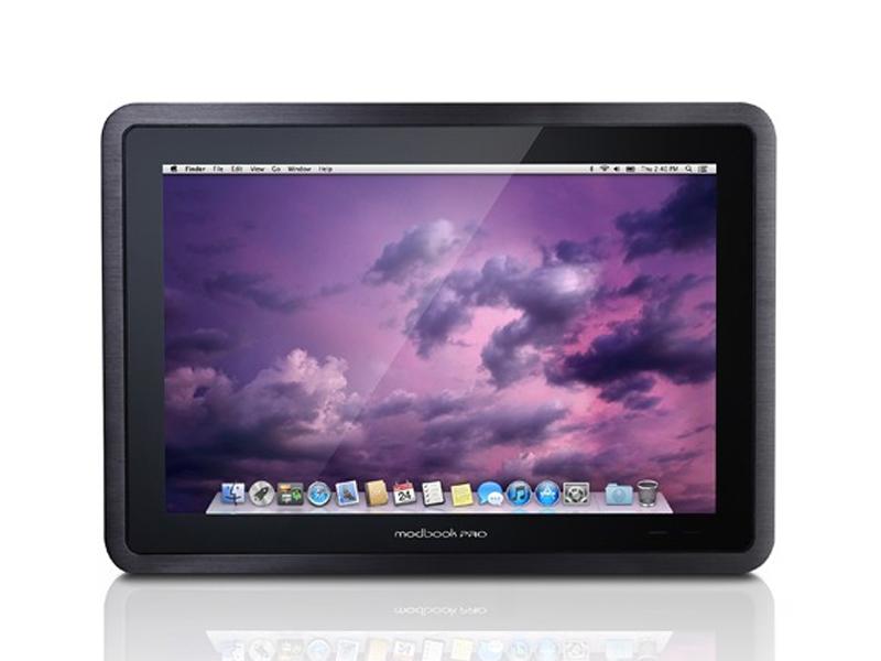ModBook Pro : la première tablette sous Mac OS X et Windows 7 info sur son prix et sa disponibilité
