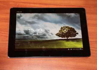 Test Asus Transformer Pad Infinity (TF700T) 3