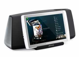 Archos lance un dock pour tablette tactile 2