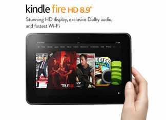 Amazon lance la tablette Kindle Fire HD aux USA au format 8.9 pouces  3