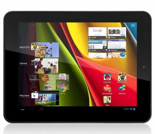 Archos 80 Cobalt : une nouvelle tablette sous Android 4.0 2