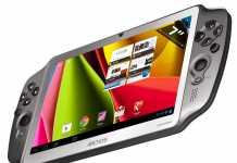 GamePad : la tablette Archos pour les gamers en pré-vente à 149€