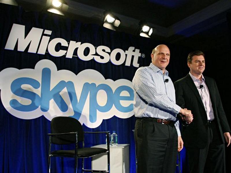 Microsoft va arrêter Windows Live Messenger au profit de Skype