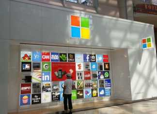 Microsoft envisage l'ouverture de boutiques en Europe 1