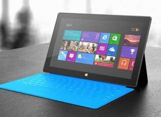 Tablette Surface RT : Microsoft réduit de moitié ses objectifs 1