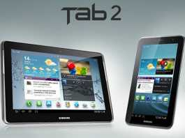 Les tablettes Samsung Galaxy Tab 2 passent à Android 4.1 Jelly bean  1