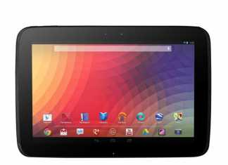 La tablette Google Nexus 10 de nouveau disponible à l'achat sur Google Play 2