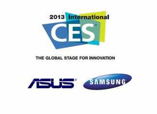 Samsung et Asus veulent faire parler d'eux lors du CES 2013 de Las Vegas 2