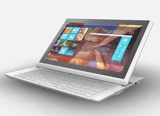 La tablette PC MSI S20 à clavier coulissant sera en vente en Janvier à 1099 Euros 3