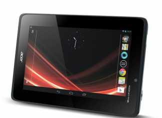 Acer va proposer une tablette Android au CES de Las Vegas à 150 Dollars 2