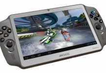 La tablette pour les Gamers Archos GamePad disponible à l'achat 1