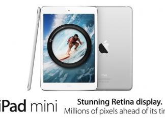 iPad Mini Retina : la deuxième génération de l'iPad Mini ?