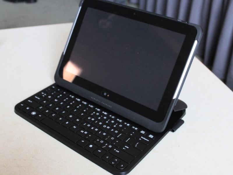 Première vidéo de la HP ElitePad 900, une tablette sous Windows 8 Pro