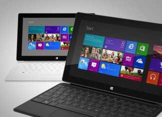 La tablette Microsoft Surface en vente chez Boulanger dès demain