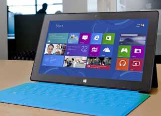 Microsoft Surface 2 : les premières infos circulent sur le web 1