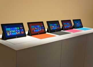 Microsoft Surface 2 : les premières infos circulent sur le web 3
