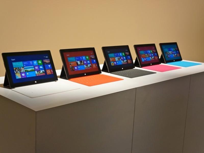 Microsoft Surface 2 : les premières infos circulent sur le web