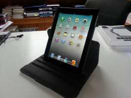 Test accessoire tablette Apple iPad 3 - Etui Targus Versavu à 360 degrés 9