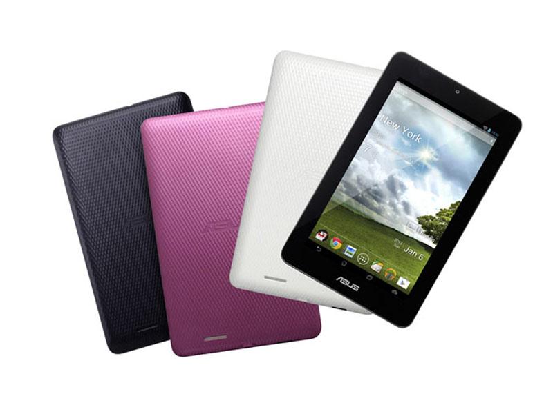 Asus lance le MeMo Pad, une tablette low cost à 150 Dollars
