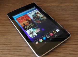Google et Asus vont lancer une nouvelle version de la tablette Nexus 7  2