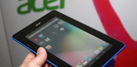 MWC 2013 : Acer pourrait dévoiler deux nouvelles tablettes quad core
