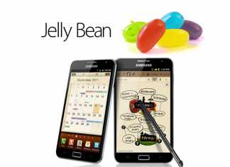 Le Samsung Galaxy Note aura le droit à la suite Premium lors de sa mise à jour vers Android 4.1 1
