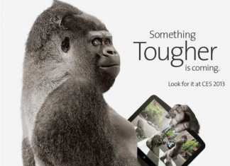 """Gorilla va présenter son nouvel écran, le""""Corning Glass 3"""" lors du CES de Las Vegas  1"""
