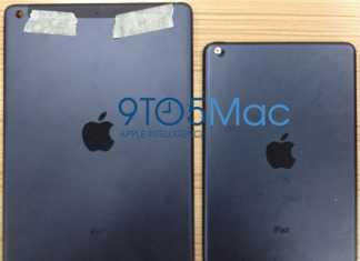 Les premières photos de l'iPad 5 ?  1