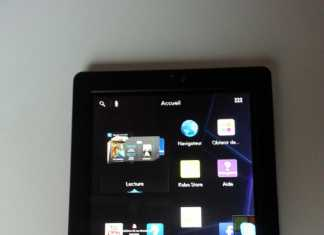 Test tablette Kobo Arc 2