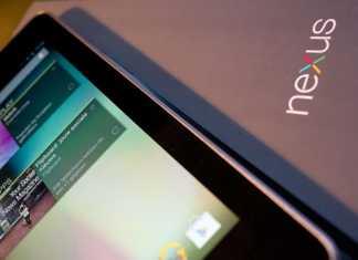 LG travaillerait sur un smartphone Nexus 5 et une tablette Nexus 7.7 2